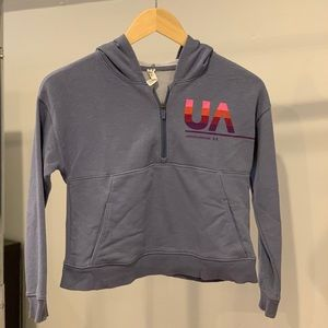 Four Under Armour Hooded Sweatshirts